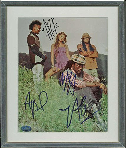 Group Signed Autographed 11x14 Photograph PSA/DNA ()