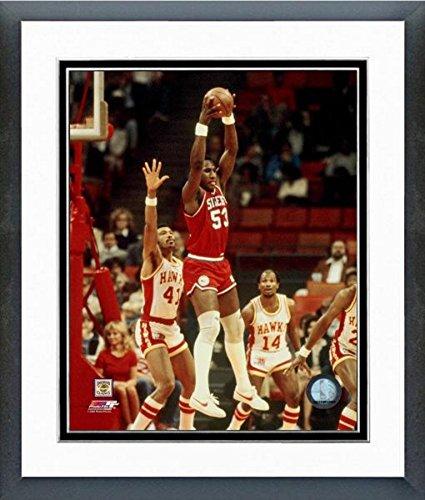 DarrylドーキンスPhiladelphia 76ers NBAアクション写真(サイズ: 26.5 CM x 30.5 CM )フレーム   B014LKVFQ2