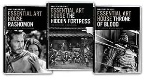 Essential Art House: Kurosawa Collection (Hidden Fortress/Rashomon/Throne of Blood)
