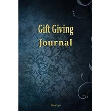 Gift Giving Journal