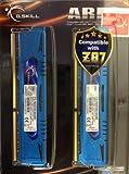 G.SKILL Ares Series 8GB (2 x 4GB) 240-Pin DDR3 SDRAM DDR3 1600 (PC3 12800) Desktop Memory Model F3-1600C9D-8GAB