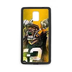 Green Bay Packers Samsung Galaxy Note 4 Cell Phone Case Black DIY gift zhm004_8716965
