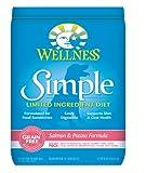 Wellness Simple Salmon and Potato Formula, 10.5-Pound Bag, My Pet Supplies