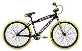 SE Blocks Flyer 26 BMX Bike Black Mens Sz 26in