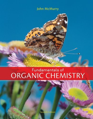 By John E. McMurry Bundle: Fundamentals of Organic Chemistry, 7th + OWL eBook (6 months) Printed Access Card (7th Edition) [Hardcover]