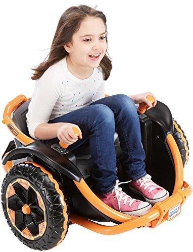 Power Wheels Wild Thing, Orange
