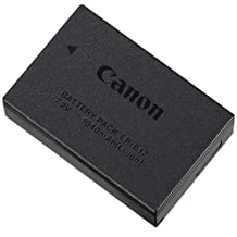 Official Canon LP-E17 Lithium-Ion Battery Pack for EOS Rebel T6i and T6s DSLRs