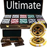 Brybelly 500 Ct Ultimate 14 Gram Poker Chip Set