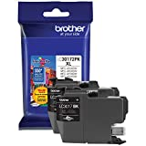 Brother Printer LC30172PK High Yield XL Black Ink Cartridge-2 Pack
