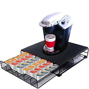 Fds Coffee Pod Storage Drawer Coffee Machine Stand For