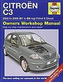 Citroen C3 Petrol & Diesel Service and Repair Manual: 2002-2009 (Haynes Service and Repair Manuals)