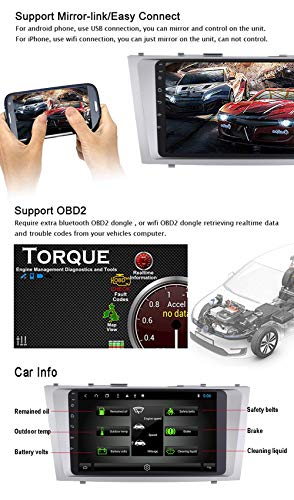 Android 8 1 Car Stereo 2g Ram 80g Rom 9 Inch For Benz E