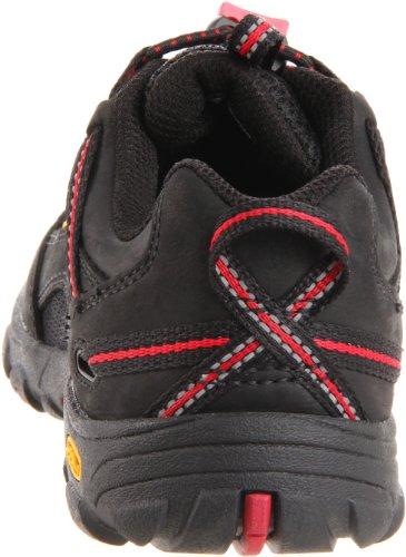 Keen ALAMOSA WP 9669-DSOC, Unisex - Kinder Sportschuhe - Outdoor Negro (Noir-Tr-B1-326)