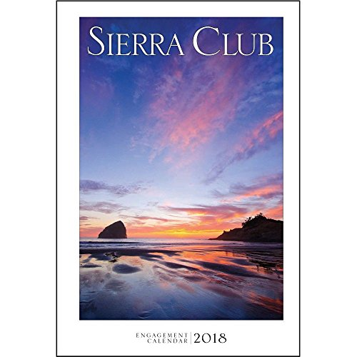 Sierra Club Engagement Calendar 2018