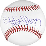 Eddie Murray Baltimore Orioles Autographed Baseball with HOF 2003 Inscription - Fanatics Authentic Certified