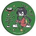 文豪ストレイドッグス DEAD APPLE デッドアップル グラフアート クリスマスver. 缶バッジ 泉鏡花の商品画像