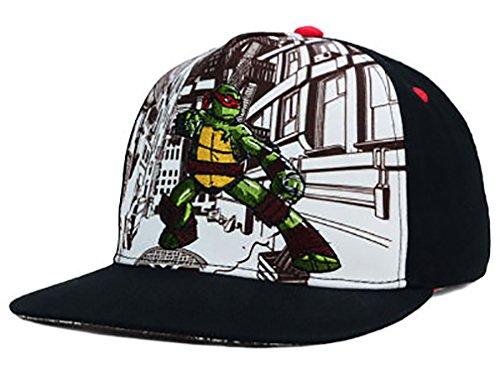 Teenage Mutant Ninja Turtles Cityscape Ralph Snapback
