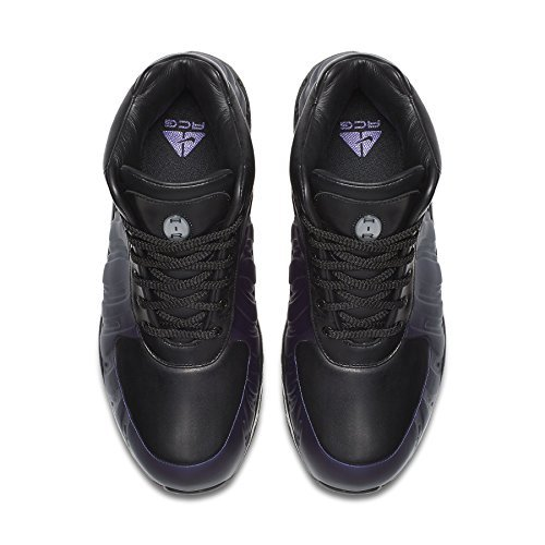 competitive price c7296 ae5b8 Nike Mens Air Max Foamdome Boots Varsity Purple/Black 843749-500 Size 11.5