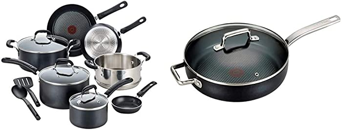 Top 10 Tfal Cookware With 5Qt Cooker