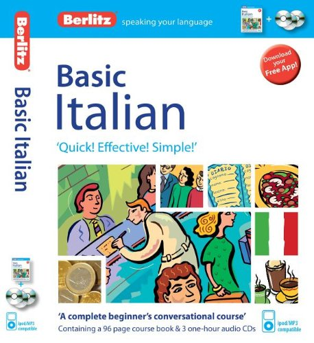 Italian Berlitz Basic (English and Italian Edition)