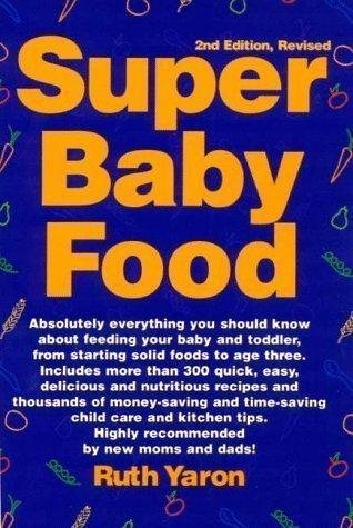 super baby food ruth yaron - 9