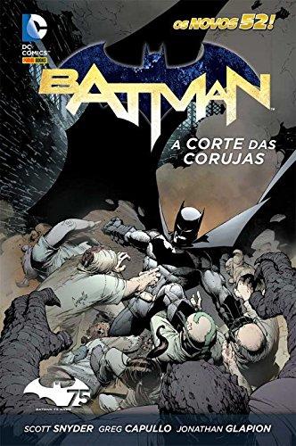 Batman – A Corte Das Corujas