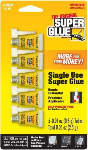 [해외]Super Glue Single Use Mintubes / Super Glue Single Use Mintubes