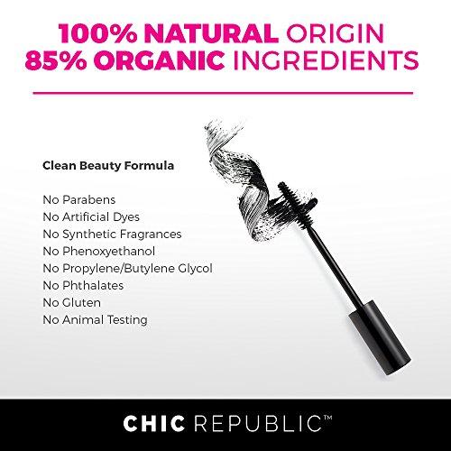 Review All Natural Organic Mascara