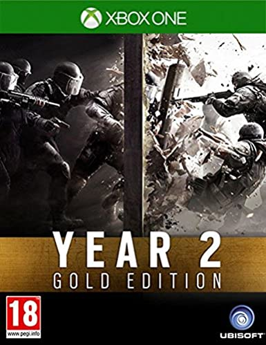 Rainbow Six Siege: Season 2 - Gold Edition: Amazon.es: Videojuegos