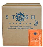 Stash Tea White Peach Oolong Tea, 100 Count Box of Tea Bags in Foil