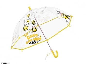 Perletti 75034 - Paraguas de «La colmena feliz» con texto en italiano: Amazon.es: Juguetes y juegos