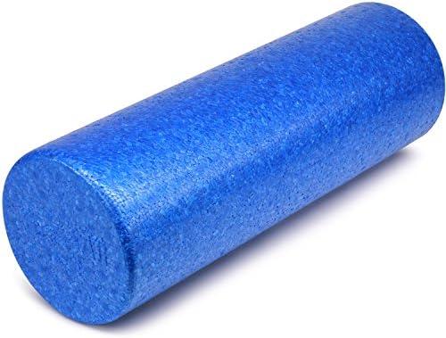 Yes4All EPP Exercise Foam Roller Extra Firm High Density Foam Roller Best