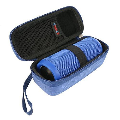 Khanka Hard Case Portable Bag For JBL Flip 3 & Flip 4