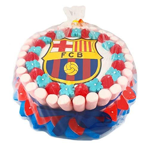 BodasOutlet Tarta Chuches FC Barcelona: Amazon.es: Hogar