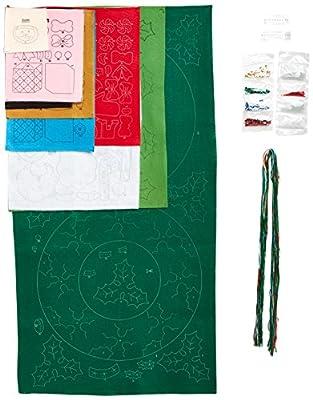 Bucilla Felt Applique Wall Hanging Kit