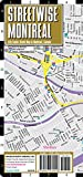 #7: Streetwise Montreal Map - Laminated City Center Street Map of Montreal, Canada (Michelin Streetwise Maps)