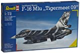 Revell of Germany 1/72 F-16 Mlu Tigermeet 2009 Plastic Model Kit