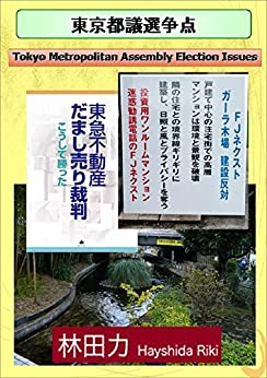 Tokyo Metropolitan Assembly Election Issues (Japanese Edition) de [Hayashida Riki]