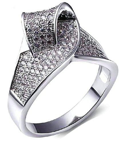 Bague-PersonnalisAdisaer-Bague-Femme-Plaque-Or-Bague-de-Fiancaille-Gravure-Bague-Diamant-Geometry