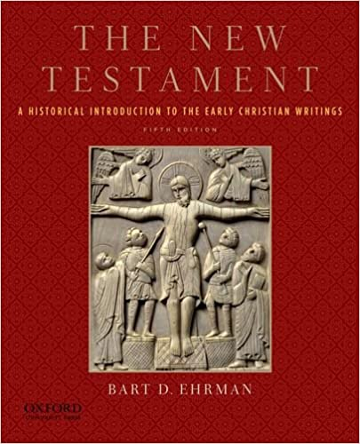 The Origins of Christianity: A Historical Introduction to the New Testament (Oxford Bible Series)