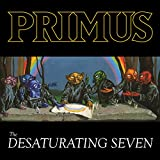 517O2AI0yAL. SL160  - Primus - The Desaturating Seven (Album Review)