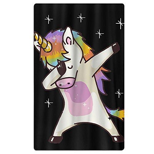 100% Cotton Plush Unicorn Cute Dabbing Funny Dab Dance Gift
