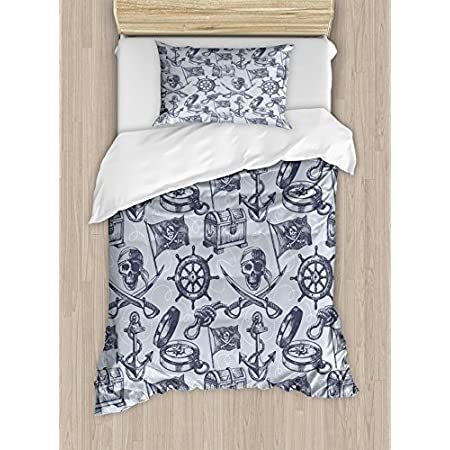 517O2yM05fL._SS450_ Pirate Bedding Sets and Pirate Comforter Sets