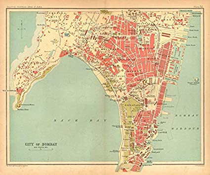 Amazon.com: ay/Mumbai Town City Plan. Key Buildings & Docks ... on map of india before independence, map and key features of india, flag with key, map of india students, map of india with latitude, map of indian battles in the us, weather with key, map of india with flag, map of india with scale, map of british imperialism india, map of india animation gif, ancient india with key,