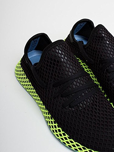 17ffbe4ad720b5 ... adidas Deerupt Runner, Scarpe da Ginnastica Uomo Nero (Core Black/Core  Black/
