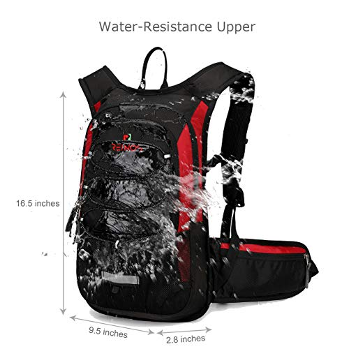 Hawk 25L-3P Attack Packets Tactical Assault Backpack for Outdoor Activities