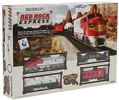 Bachmann-HO-Red-Rock-Express-Train-Set