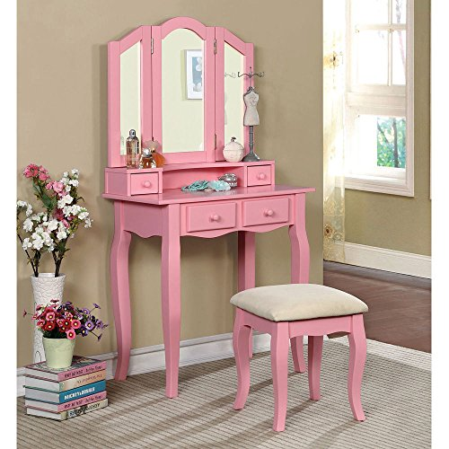 Makeup Vanity Sets & Desks for Bedroom & Bathroom