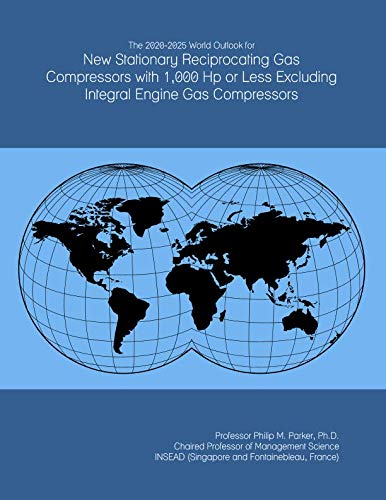 The 2020-2025 World Outlook for New Stationary Reciprocating Gas Compressors with 1,000 Hp or Less Excluding Integral Engine Gas Compressors ()