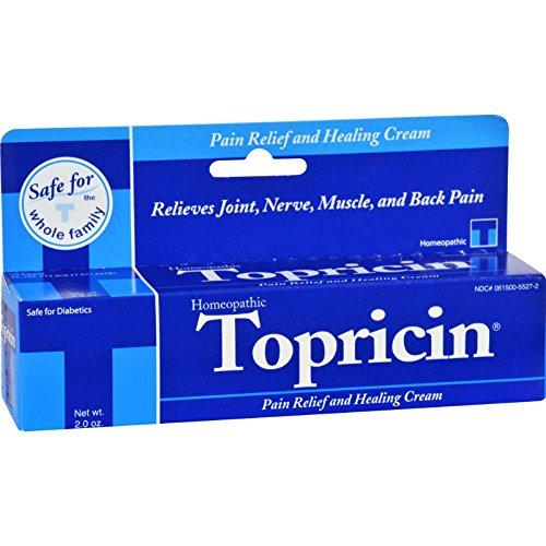Topricin 2 oz Cream product image